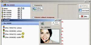 miniCHAT Görüntülü & Sesli Chat Programı Ekran Görüntüsü