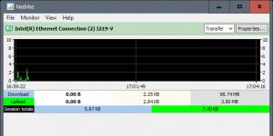 Mitec Network Meter Ekran Görüntüsü