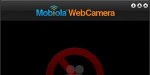 Mobiola WebCamera (iPhone) Ekran Görüntüsü