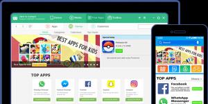 MoboPlay for PC Suite Ekran Görüntüsü