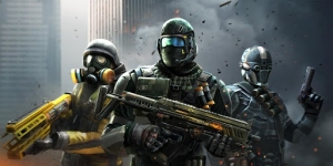 Modern Combat 5: Blackout PC (BlueStacks) Ekran Görüntüsü