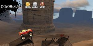 Monster Truck Challenge Ekran Görüntüsü