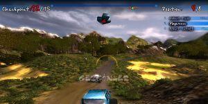 Monster Truck Safari Ekran Görüntüsü