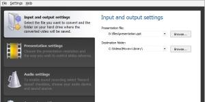 Movavi PPT to Video Converter Ekran Görüntüsü