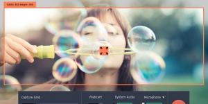 Movavi Screen Capture Studio Ekran Görüntüsü