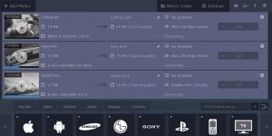 Movavi Video Converter Ekran Görüntüsü