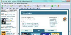 Movienizer Ekran Görüntüsü