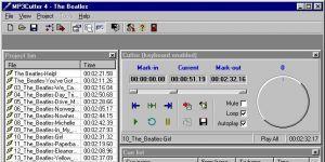 MP3Cutter Ekran G�r�nt�s�