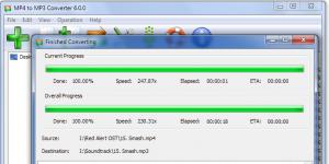 MP4 to MP3 Converter Ekran Görüntüsü