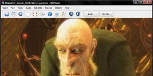 MPlayer Ekran Görüntüsü