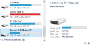 MTPdrive Ekran Görüntüsü