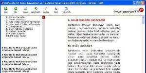 Muhasebetr Muhasebenin Temel Kavramları Ve Tekdüzen Hesap Planı Eğitim Programı Ekran Görüntüsü
