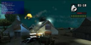 Multi Theft Auto San Andreas Ekran G�r�nt�s�