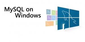 MySQL For Windows Ekran Görüntüsü