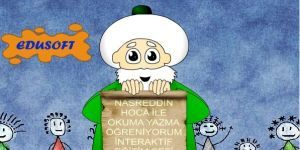 Nasreddin Hoca ile Okuma Yazma ��reniyorum �lk��retim 1. s�n�f Okuma Yazma E�itimi CD'si Ekran G�r�nt�s�