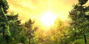 Nature 3D Screensaver Ekran Görüntüsü