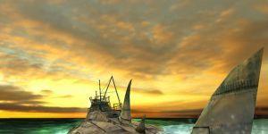 Nautilus 3D Screensaver Ekran Görüntüsü