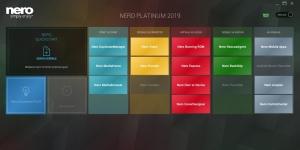 Nero Platinum Ekran Görüntüsü