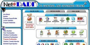 NetDADI Free Ekran G�r�nt�s�