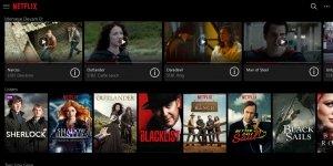 Netflix Ekran Görüntüsü