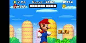 New Super Mario Bros Ekran Görüntüsü