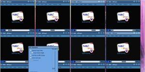 NMC Player Ekran Görüntüsü