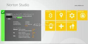 Norton Studio Ekran Görüntüsü