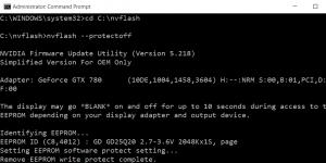 nVFlash Ekran Görüntüsü