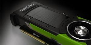 NVIDIA Quadro Desktop/Notebook Sürücüsü Ekran Görüntüsü