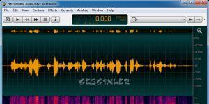 ocenaudio Ekran Görüntüsü