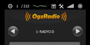 OgzRadio Ekran Görüntüsü