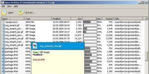 Open Archiver Ekran Görüntüsü