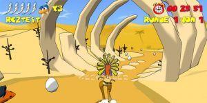Ostrich Runners Ekran Görüntüsü