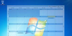 Outlook on the Desktop Ekran Görüntüsü