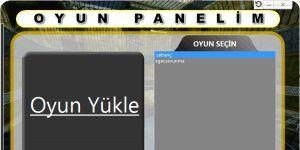 Oyun Panelim Ekran Görüntüsü