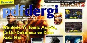 PDFDergi Ekran Görüntüsü