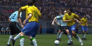 PES Pro Evolution Soccer 2009 Ekran G�r�nt�s�