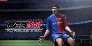 PES Pro Evolution Soccer 2010 Ekran Görüntüsü