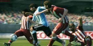 PES Pro Evolution Soccer 2011 Ekran Görüntüsü