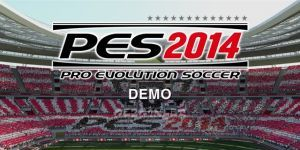PES Pro Evolution Soccer 2014 Ekran G�r�nt�s�