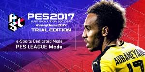 PES Pro Evolution Soccer 2017 Ekran Görüntüsü