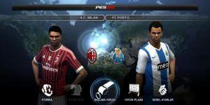 PES Pro Evolution Soccer 2012 Ekran Görüntüsü