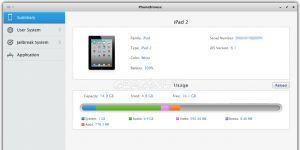 PhoneBrowse Ekran Görüntüsü