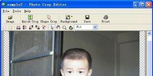 Photo Crop Editor Ekran Görüntüsü