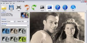 PhotoMagic Ekran Görüntüsü