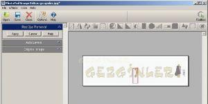 PhotoPad Image Editor Ekran Görüntüsü