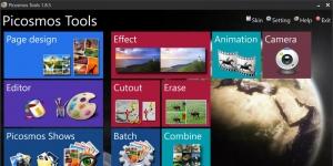 Picosmos Tools Ekran Görüntüsü
