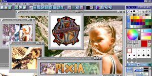 Pixia Ekran Görüntüsü