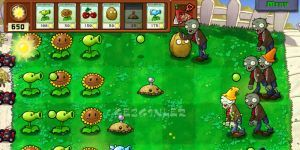Plants vs. Zombies Ekran G�r�nt�s�
