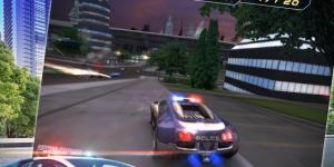 Police Supercars Racing Recharged Ekran Görüntüsü